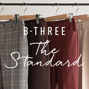 B-Three The Standard