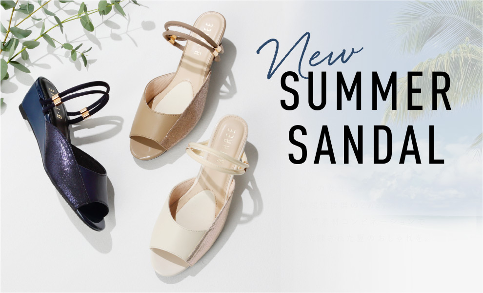 NEW SUMMER SANDAL